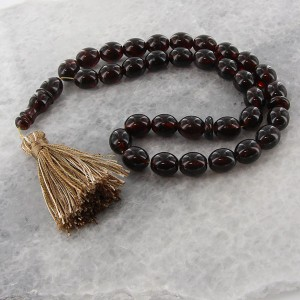 Traditional Greek worry beads used for prayer and contemplation