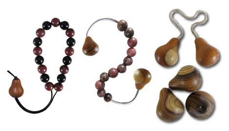 Worry Bead Selection